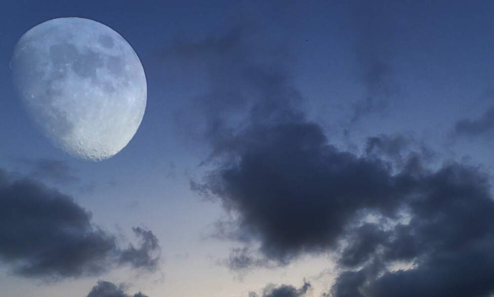 Wolf Moon lunar eclipse will appear tomorrow night in Germany