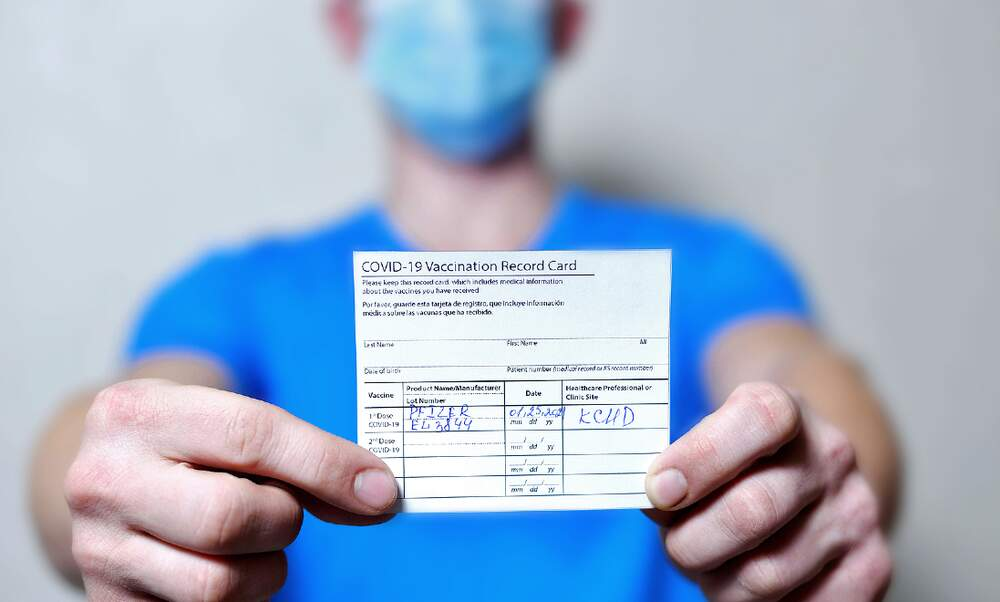 Can you lose your job in Germany if you don't get a coronavirus vaccine?