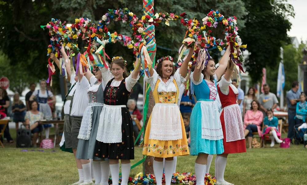 The unique history of May Day in Germany