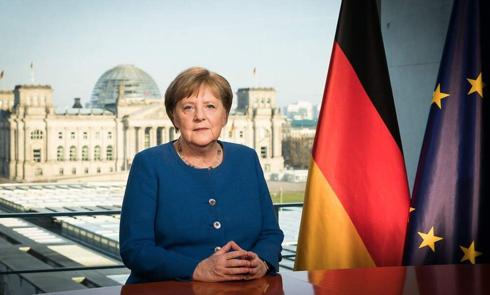 Merkel: Coronavirus is Germany's biggest challenge since WWII