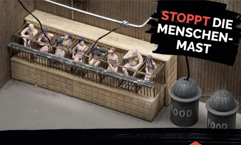 Miniatur Wunderland shocks with animal cruelty campaign
