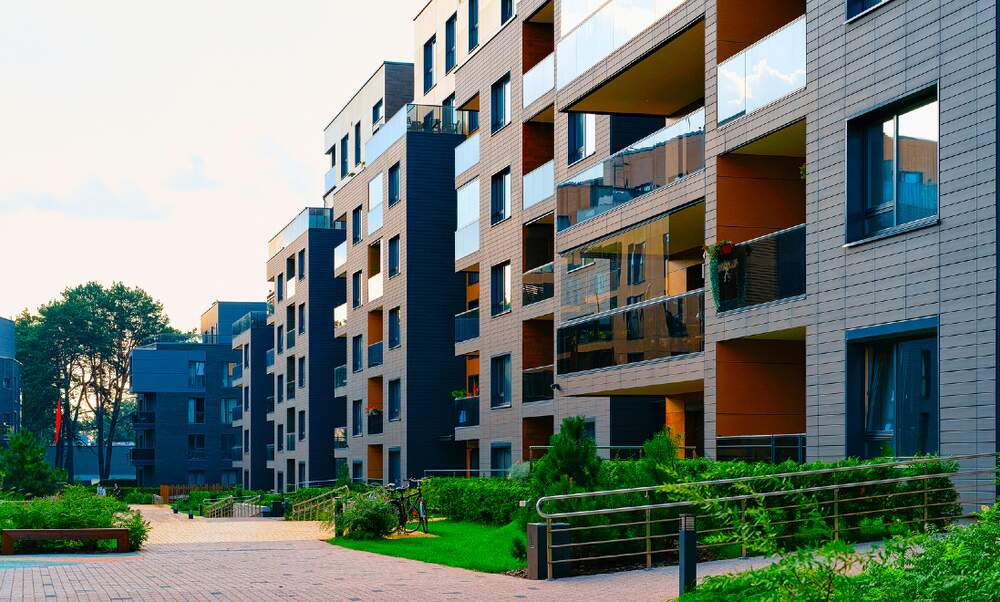 House prices in Germany up 6,8 percent in first quarter of 2020