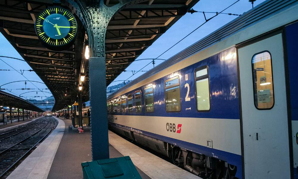 New night train routes to connect cities across Europe