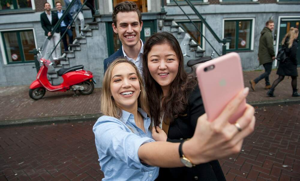 Study for a BSc in Business Administration at Nyenrode Amsterdam