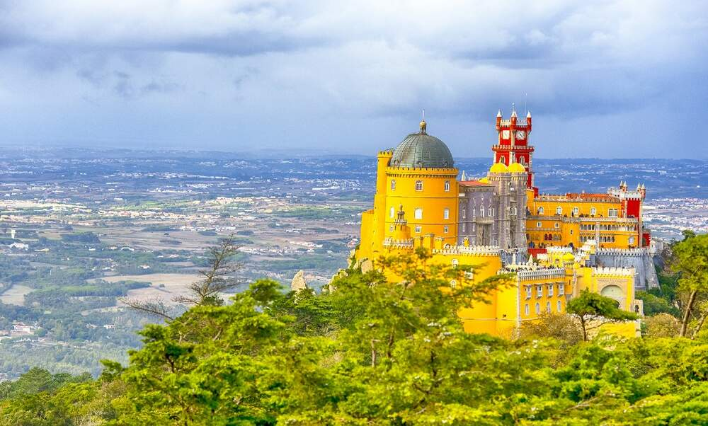 The 8 coolest castles in Europe