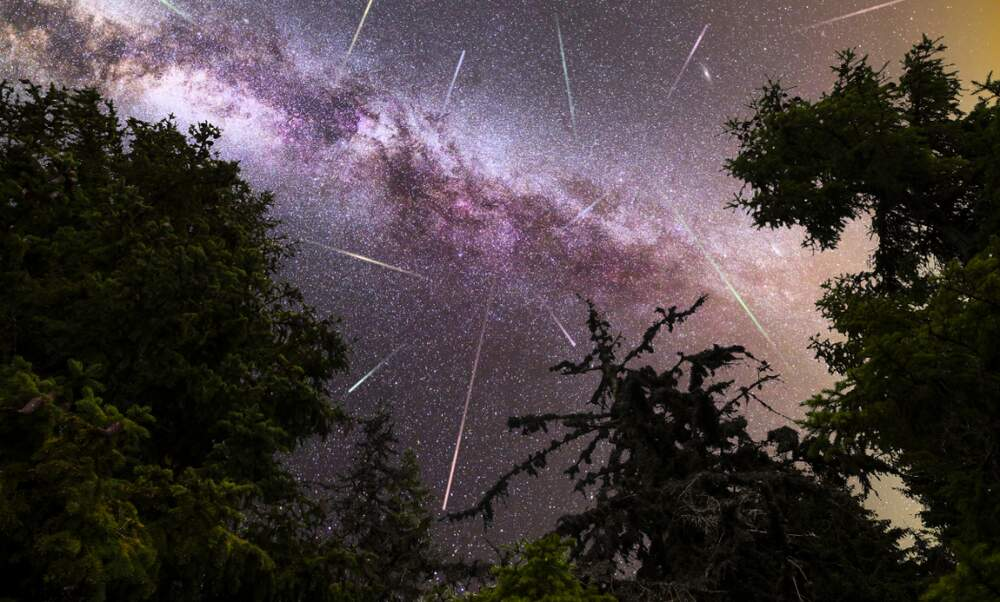 Catch the best & brightest meteor shower of the year in Germany
