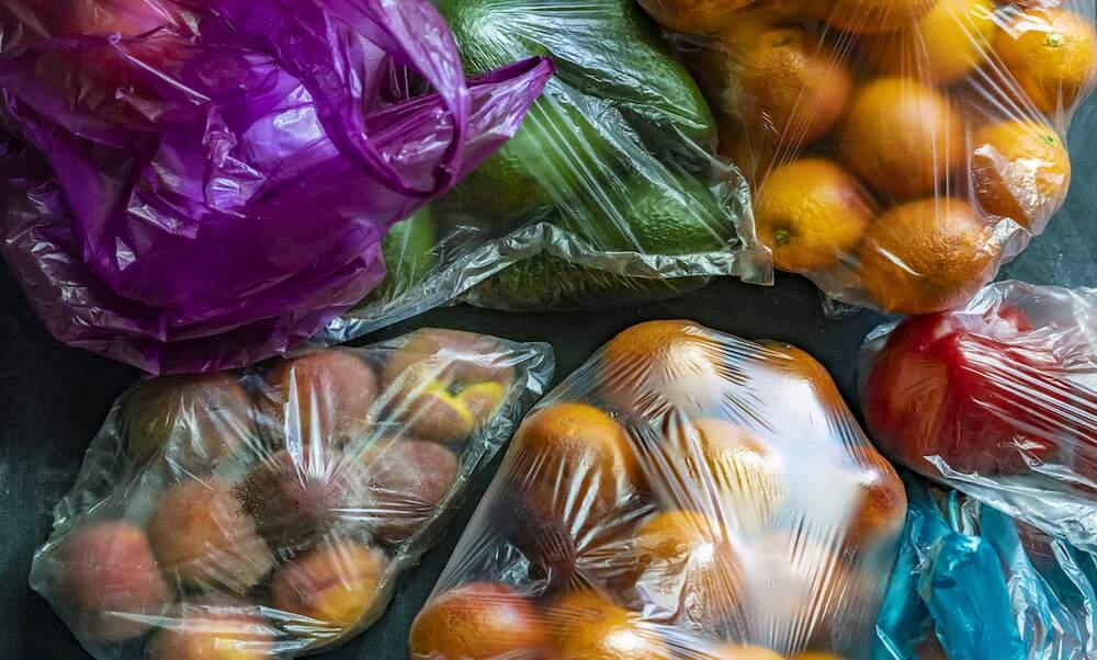 German supermarkets test edible packaging to reduce plastic waste