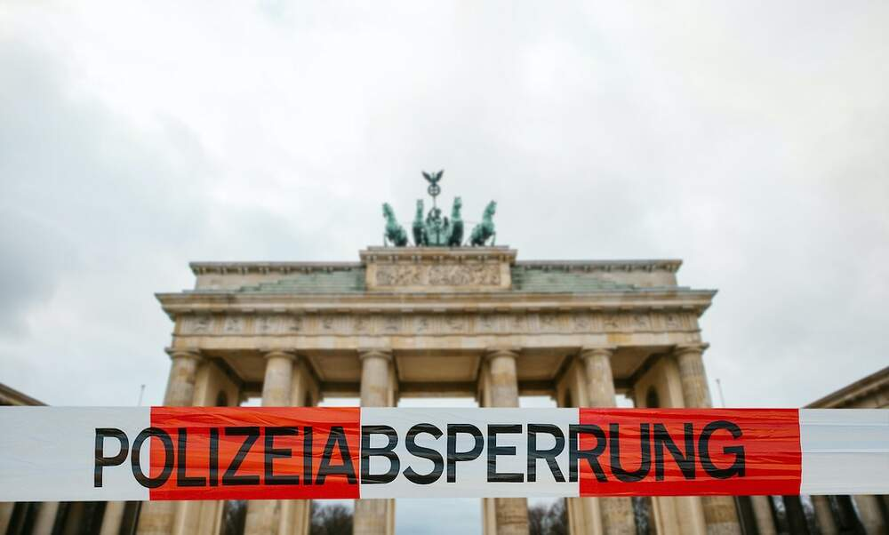 Berlin government bans weekend coronavirus protests