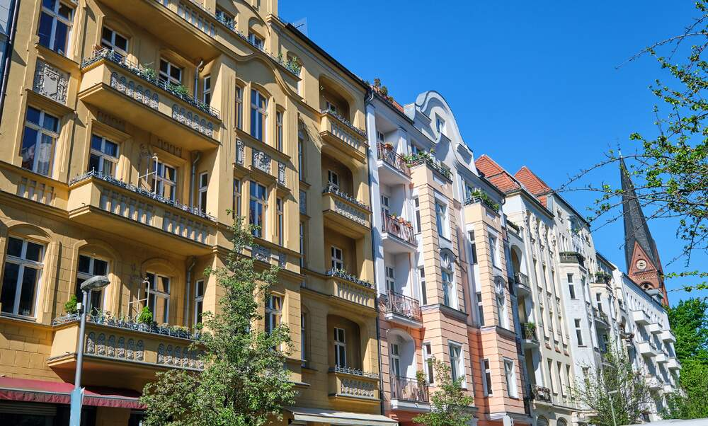 Rents will be frozen for five years in Berlin