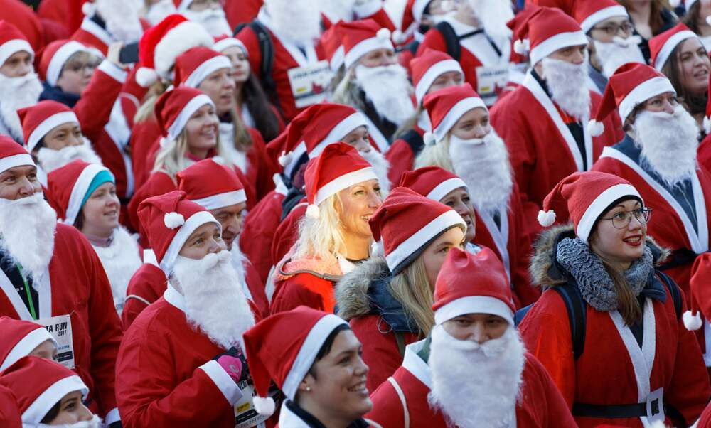 Santa Run - Frankfurt