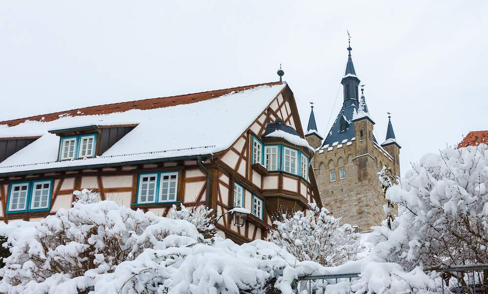 Will Germany see snow this winter season?