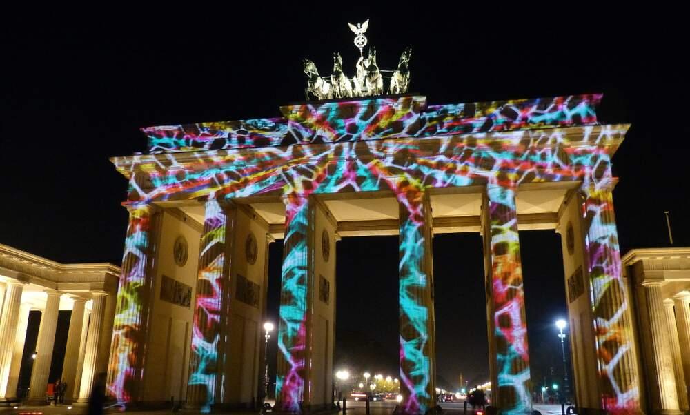 Spring Light Festival - Berlin