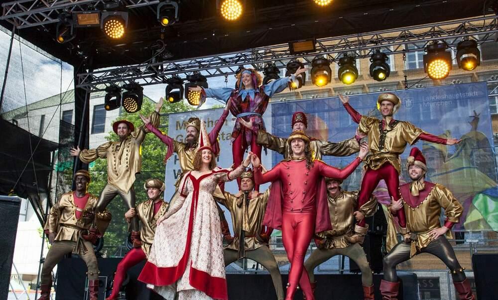 Munich Foundation Festival