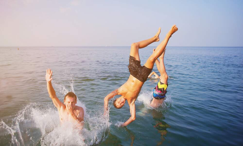 Top 10 outdoor swimming spots in Germany