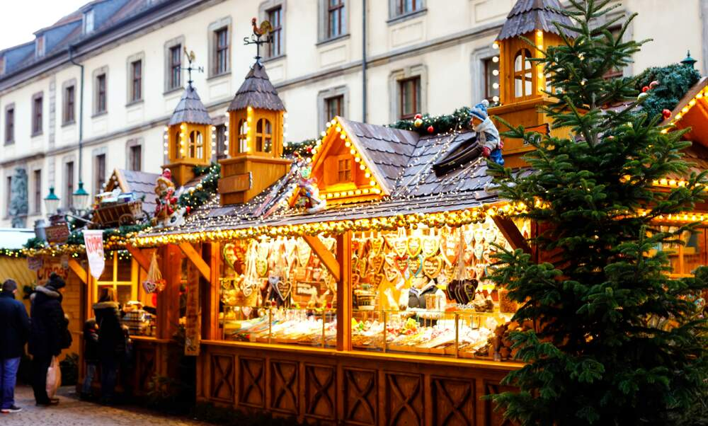 traditional German Christmas markets
