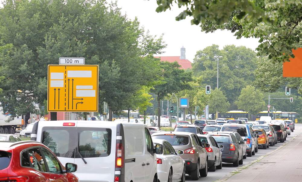 Hamburg retains title as Germany's traffic jam capital