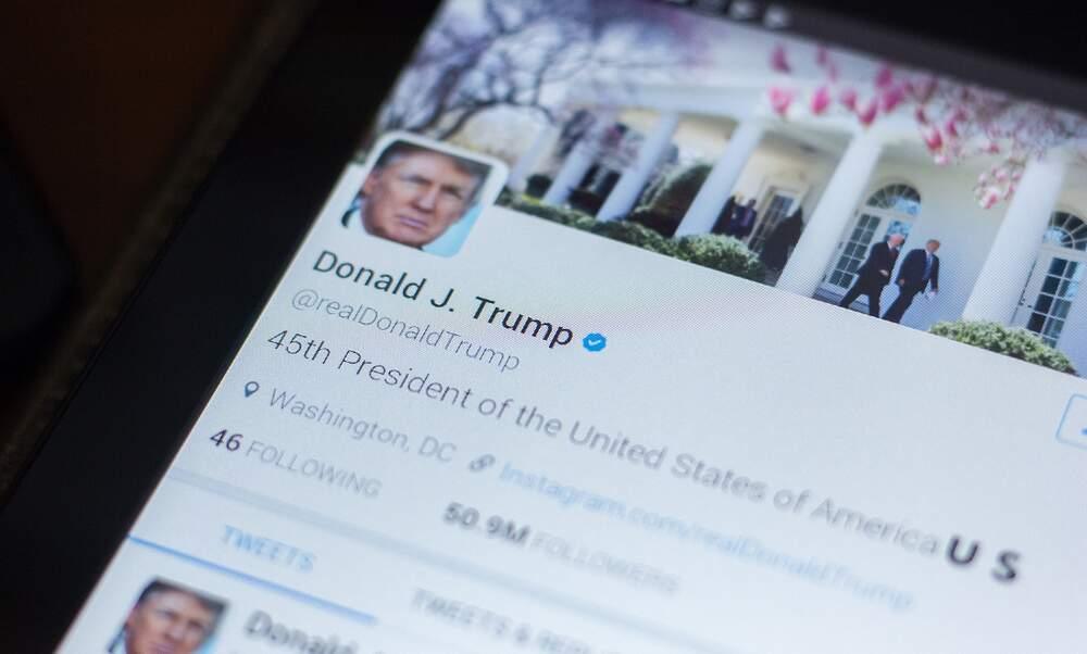"Angela Merkel: Trump's Twitter ban is ""problematic"""