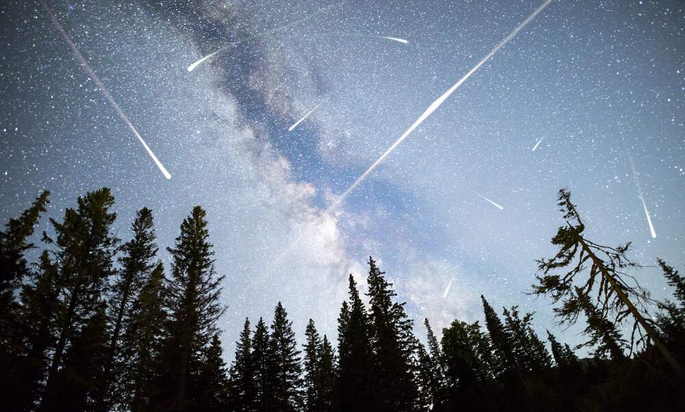 Unicorn meteor shower tonight: Witness a rare shooting star spectacle