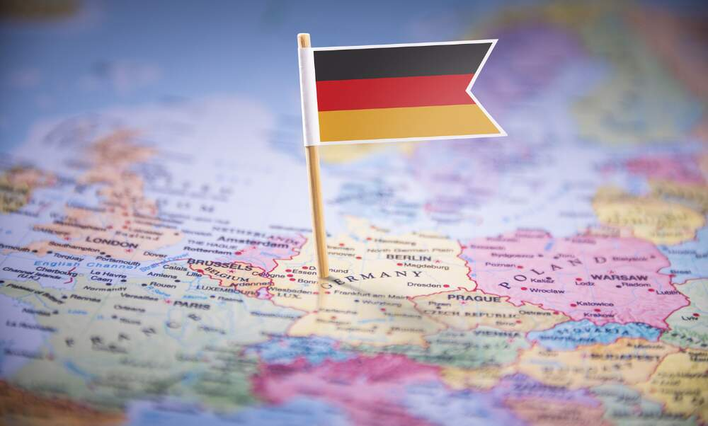 Where do Germany's expats live?