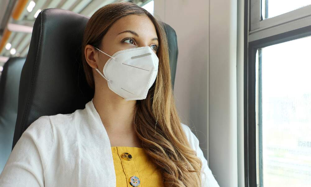 Bavaria makes FFP2 masks compulsory in shops and on public transport