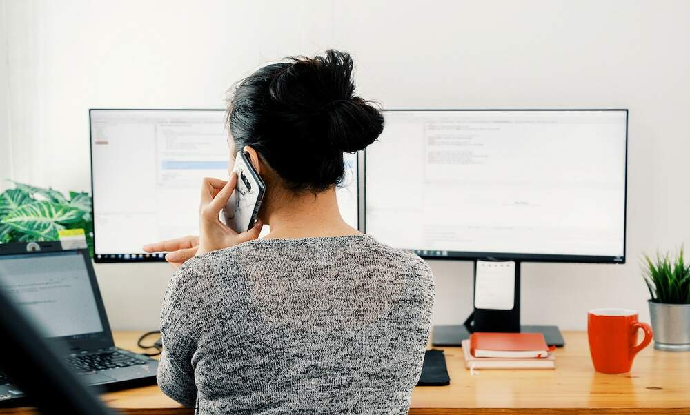 A quarter of people in Germany are now working from home