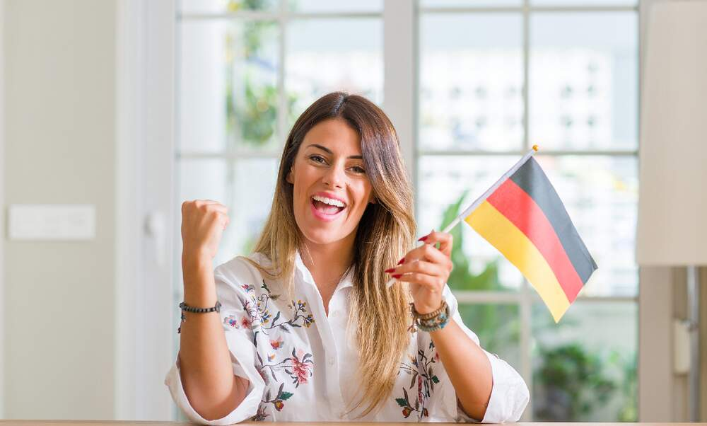 Germany ranked number eight in the world for English proficiency