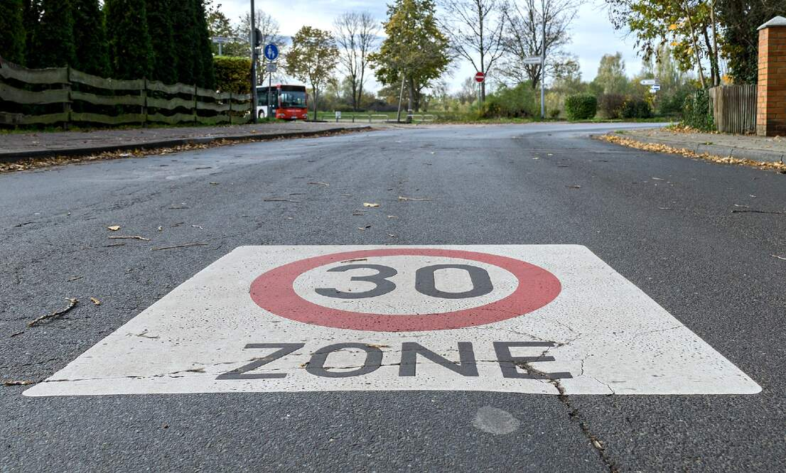 7 German cities call for more 30 km/h speed limit zones