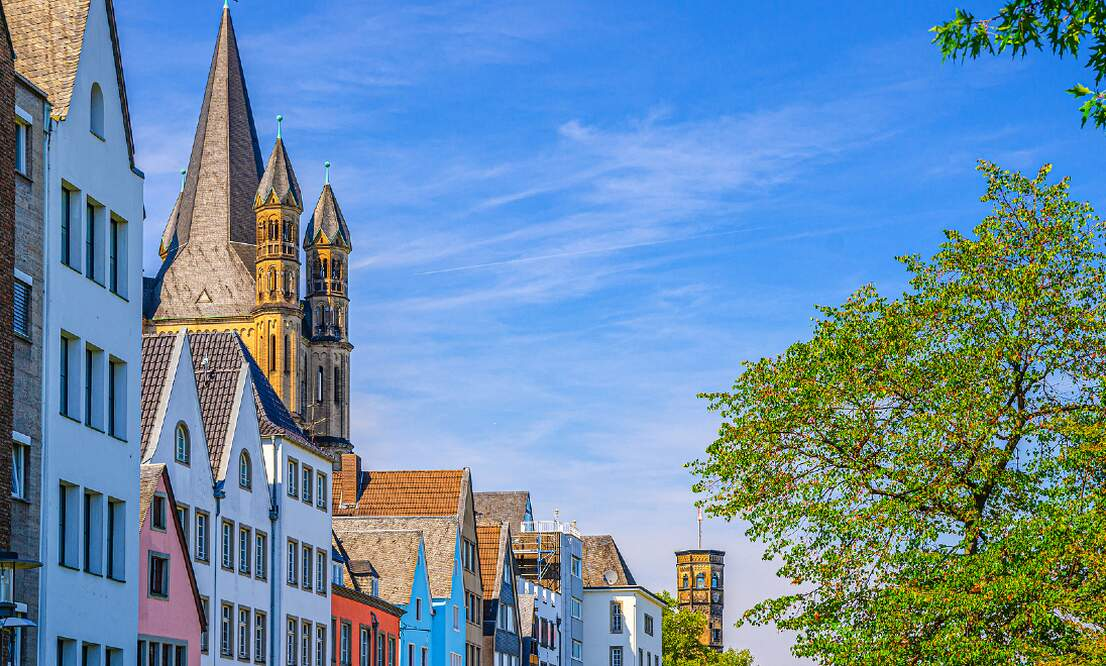 5 reasons to move to Cologne