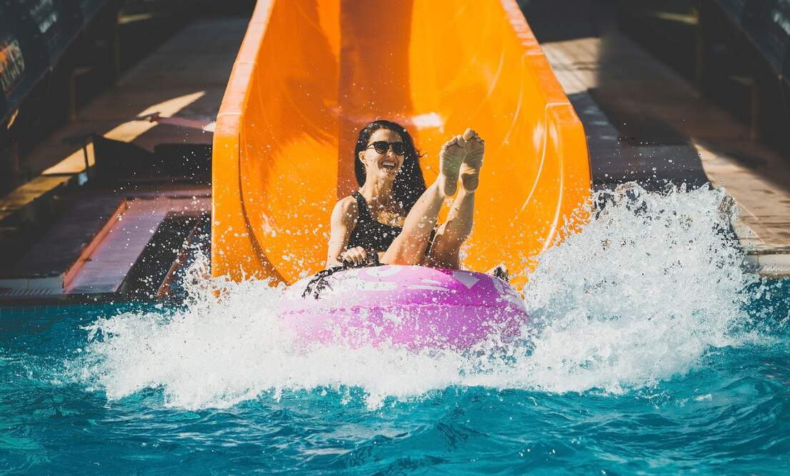 5 thrilling water parks in Germany