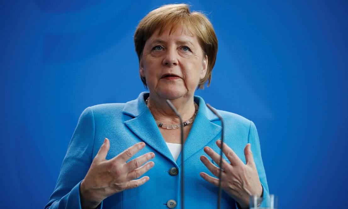 Angela Merkel named second most eloquent leader in the world
