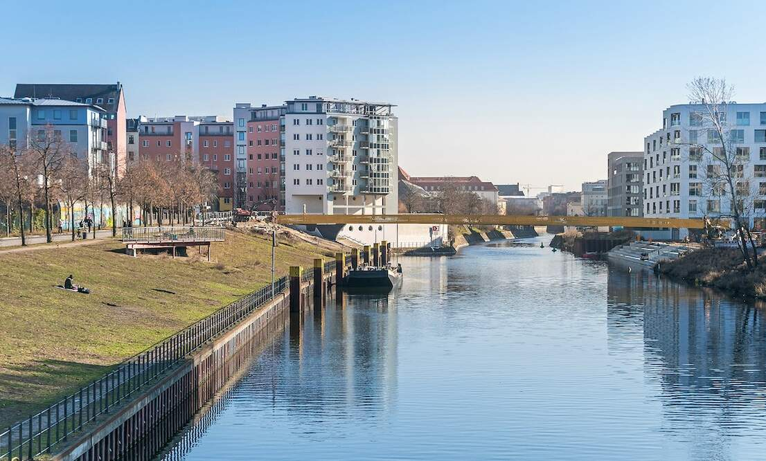 Growing shortage of affordable housing in Berlin