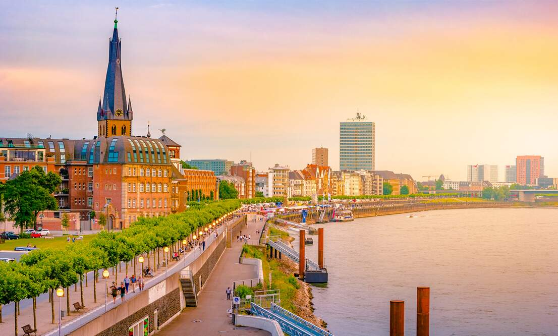 Düsseldorf, Germany   Expat city guide
