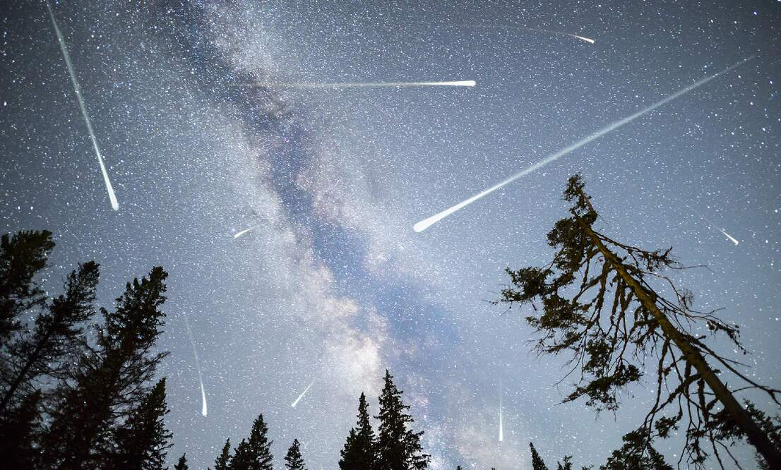Catch the Geminids this weekend, the best meteor shower of the year