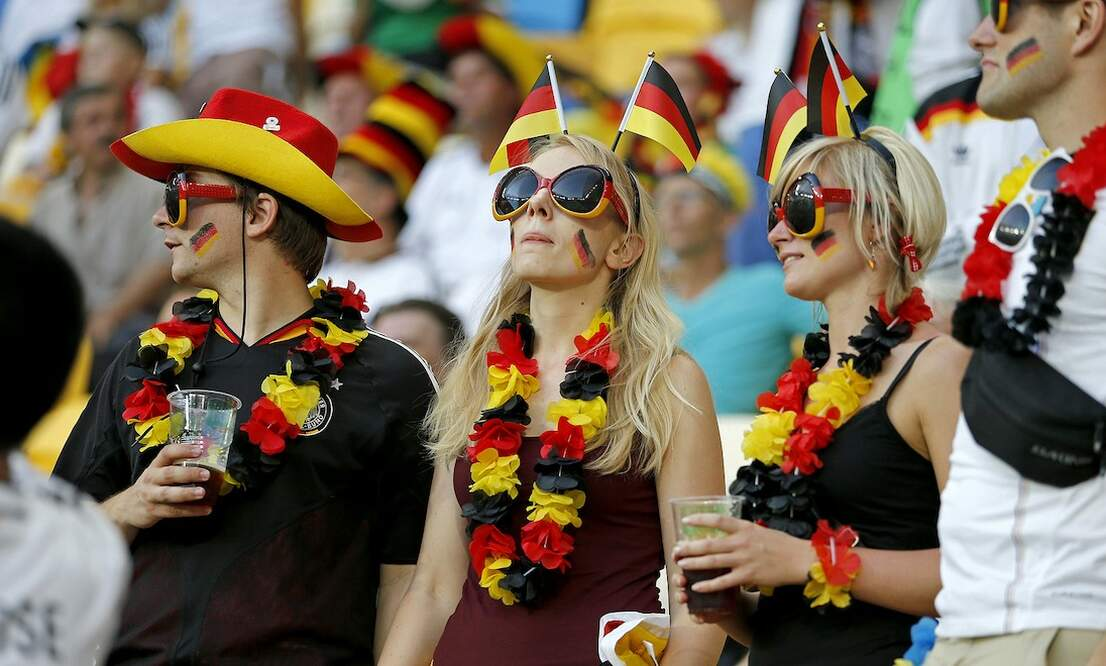 Germany narrowly lose out to France in their first game of the Euros