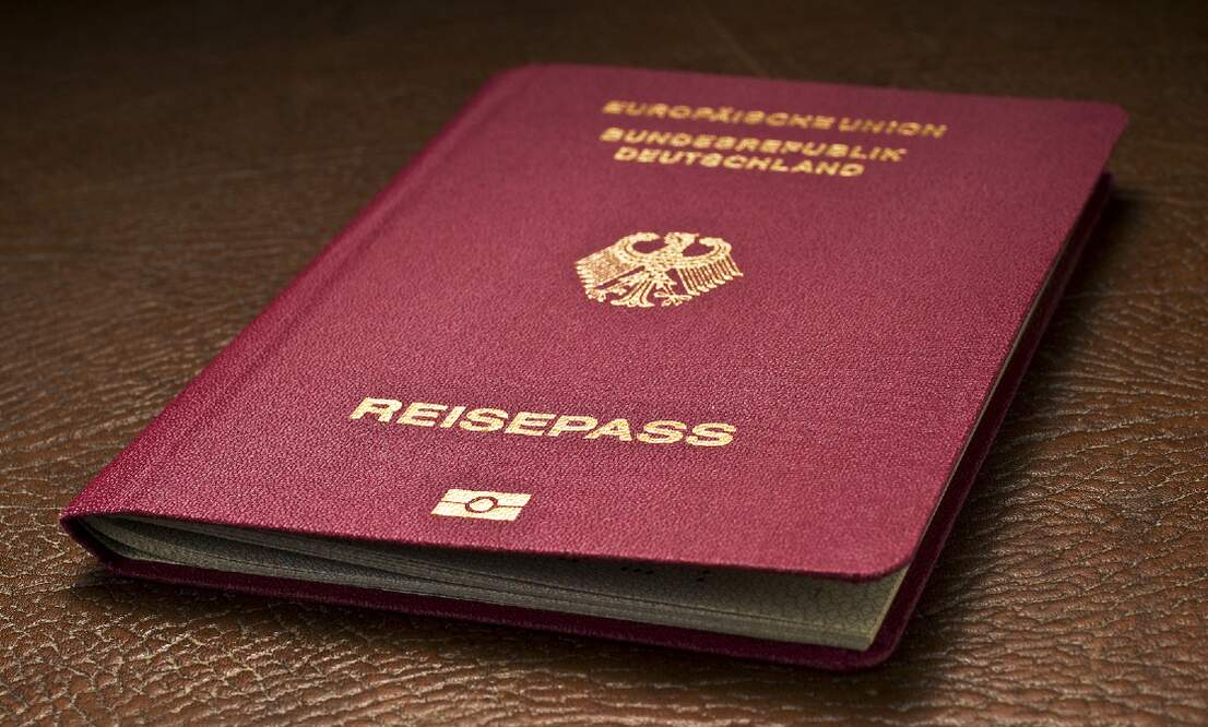 German passport ranked third-best in the world
