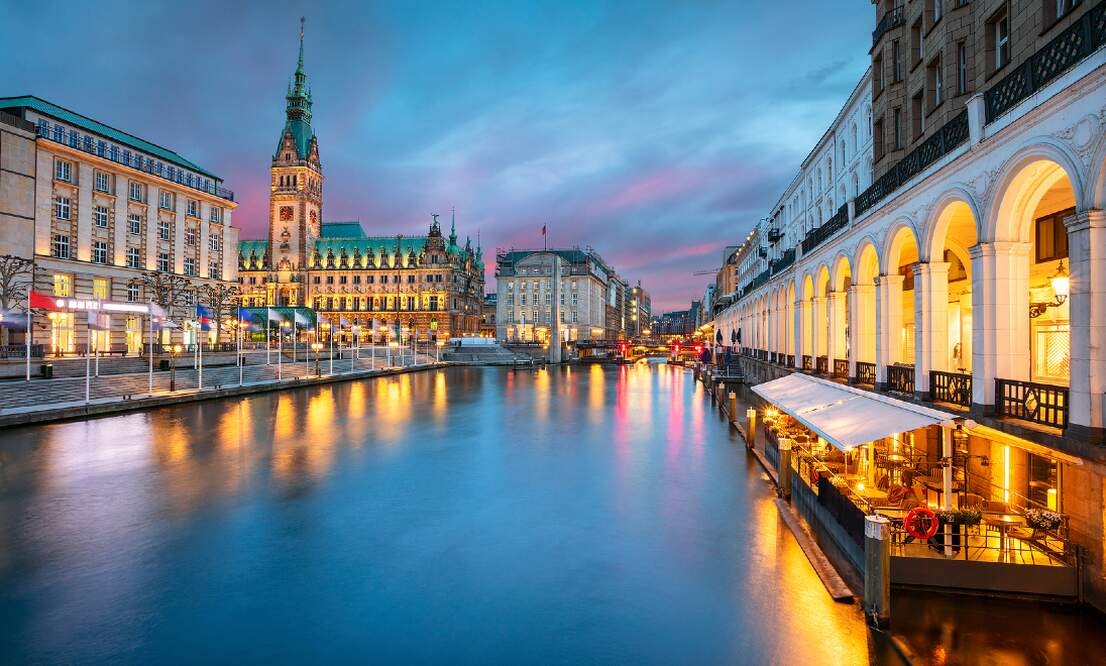 Hamburg drops 47 places in ranking of world's most liveable cities