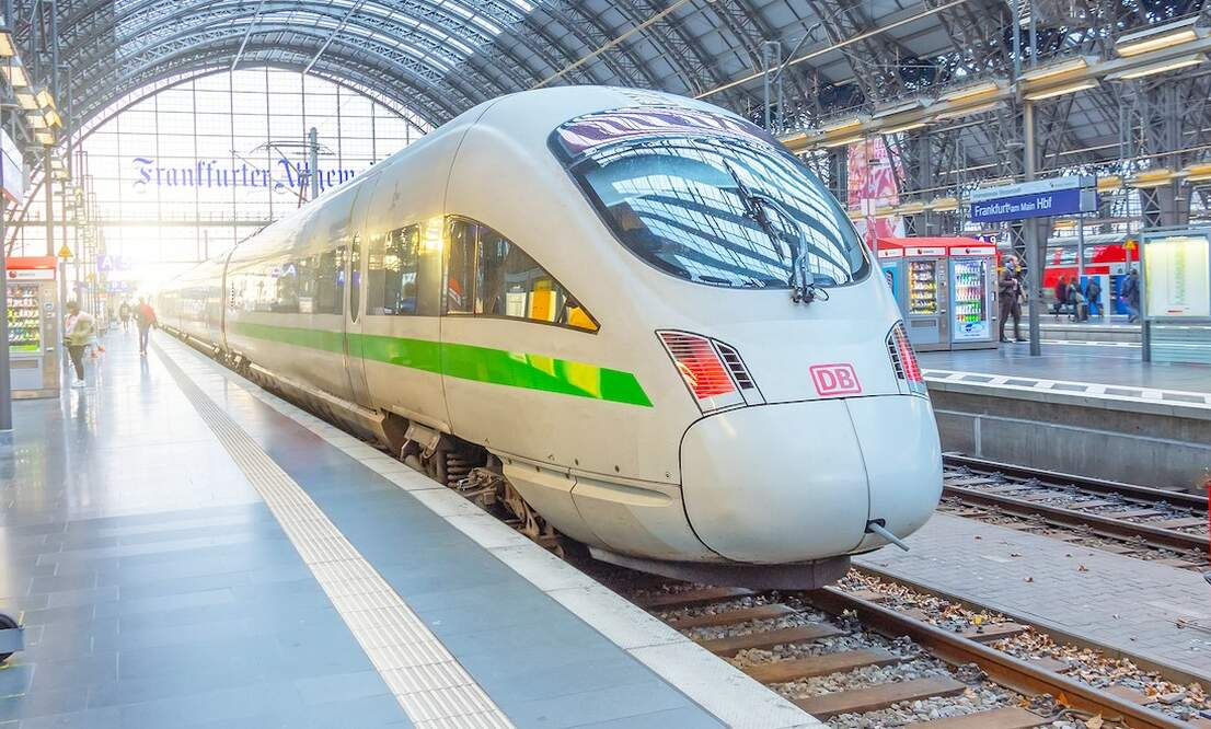 The problem with Germany's high-speed rail network