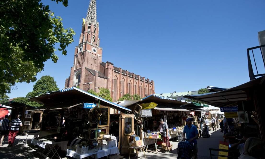 Jakobidult - Summer Auer Dult Fair Munich