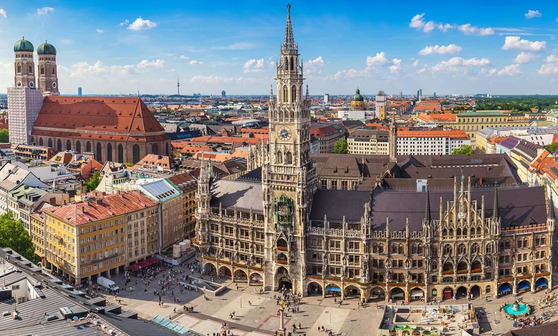 Munich (München), Germany   Expat city guide