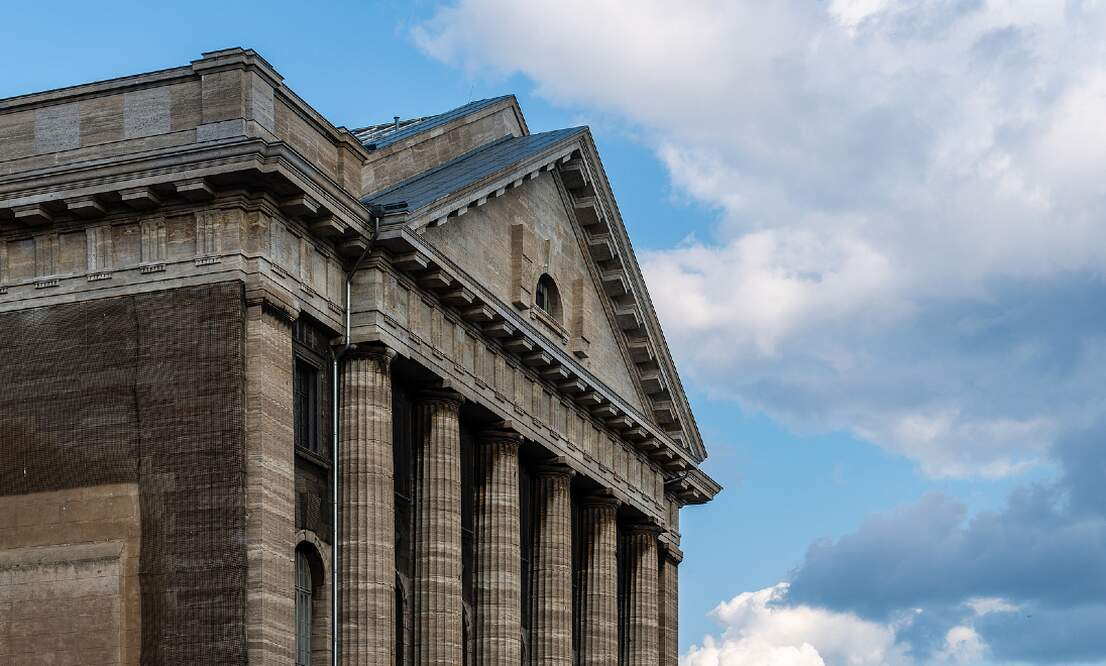 70+ artefacts damaged in coordinated attack on Berlin's Museum Island