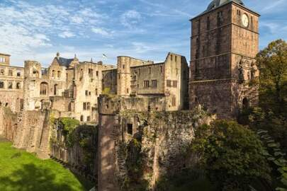 Castles & Palaces in Germany
