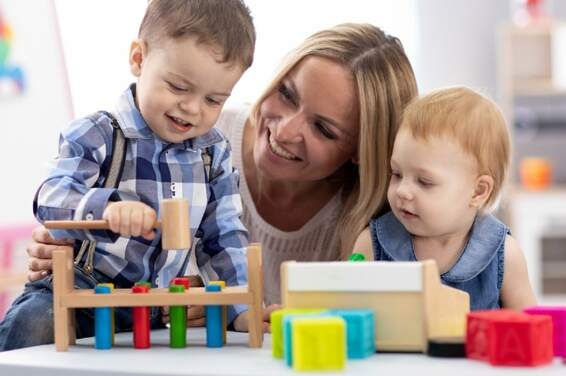 Childcare in Germany (Kindertagesstätte / Kita)