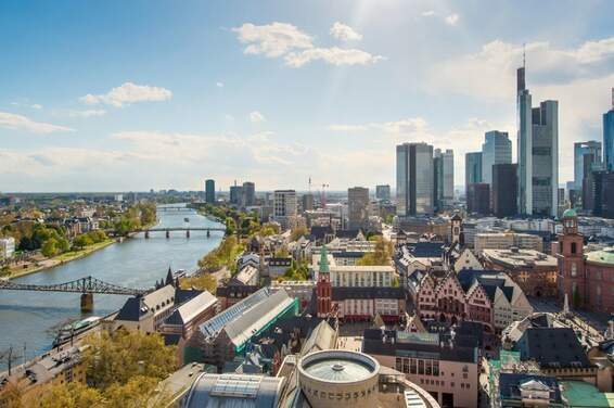 German cities