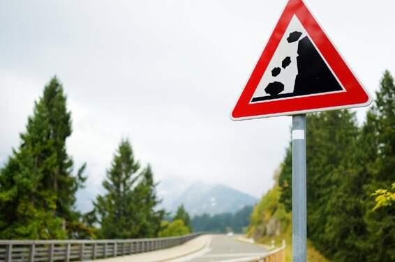 German road signs
