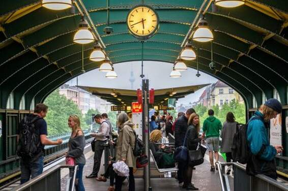 German transport associations (Verkehrsverbünde)