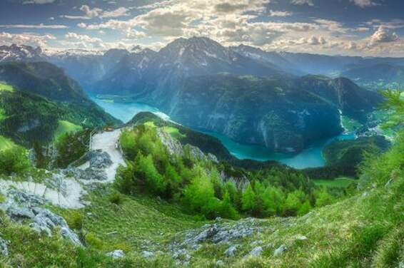 National parks in Germany