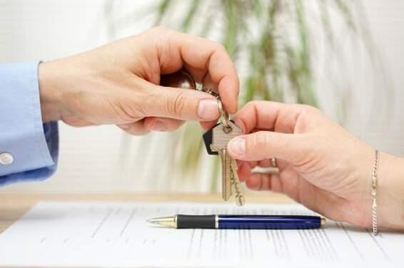 Proof of residence certificate (Wohnungsgeberbestätigung)