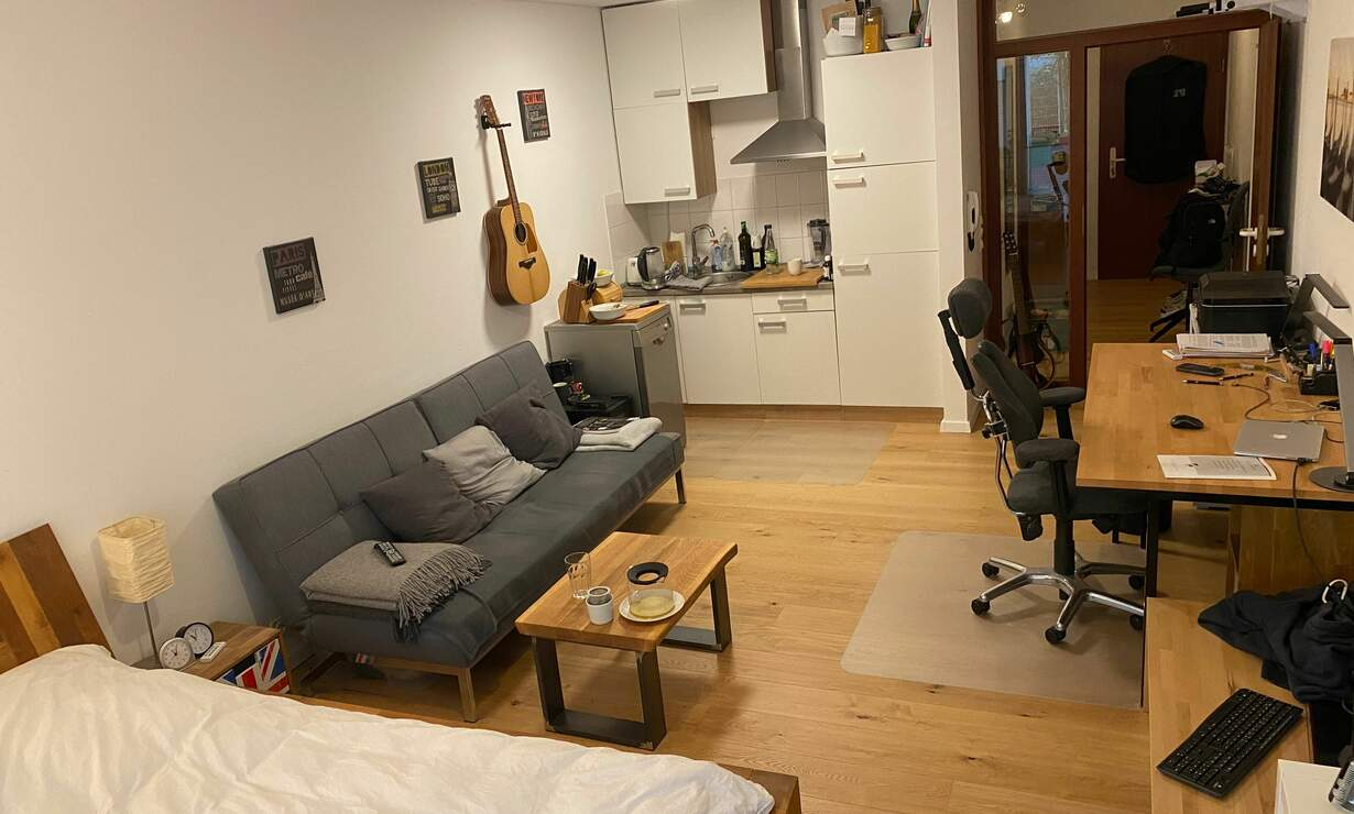 Apartment in Frankfurt