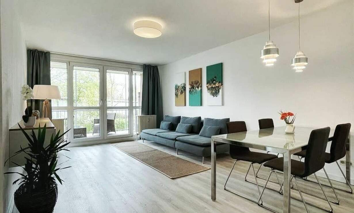 Apartment in Hamburg