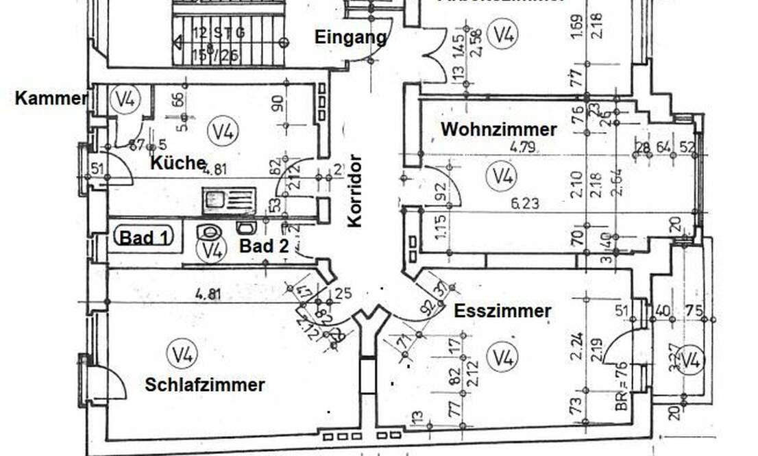 Apartment in Wiesbaden